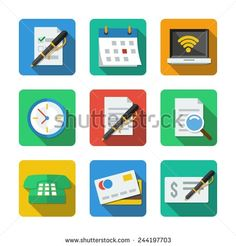 http://www.shutterstock.com/ru/pic-244197703/stock-vector-nine-different-square-icons-in-a-flat-style.html?rid=1558271
