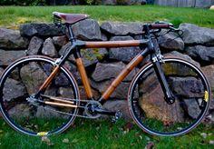 Bamboo bike from Valid, Seattle, WA