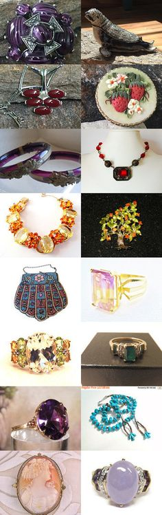 VJT SOTW Celebrating Ali's shop, Passing Tides (2 of 2) by roxy on Etsy--Pinned with TreasuryPin.com