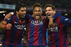 El Barcelona sigue líder pese a presión del Atlético y el Real Madrid