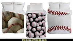 Take Me Out To The Ballgame Boys Baseball Theme Bedroom Decorating Ideas Ultimate Celebration Of An All American Sport