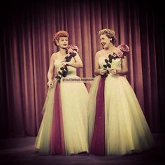 Lucy and Ethel :)