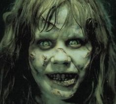 The Exorcist. All time fave scary movie