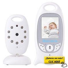 XCSOURCE® Supervisar el Cuidado del Bebé 2.4G... #escucha #bebe