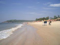 Charming Goa beaches and beautiful North Goa
