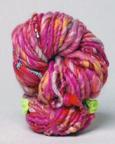 purl soho | products | item | gypsy garden (knit collage)