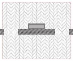 Point de Hongrie - Inversé - Illustration Emois et Bois