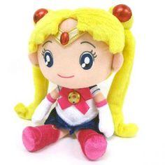 Sailor Moon Collection Stuffed Plush Doll (Sailor Moon)