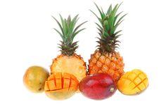 les fruits exotiques et tropicaux