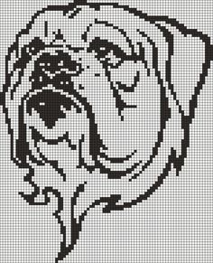 Alpha friendship bracelet pattern added by puppydog. Alpha Patterns, Loom Patterns, Beading Patterns, Embroidery Patterns, Cross Stitch Charts, Cross Stitch Patterns, Pixel Art, Corner To Corner Crochet, Graph Paper Art