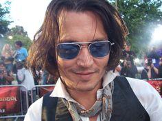 """I'm not sure I'm adult yet. ""Johnny Depp"