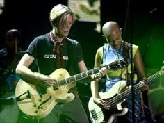 David Bowie & Gail Ann Dorsey - Under Pressure Live (Reality Tour)