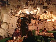 1000 Notes Bar Budapest Reisetipps