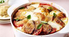 Gratin d'auberginesVoir la recette du Gratin d'aubergines >>