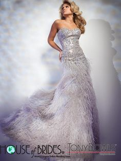 House of Brides - Tony Bowls Collection - Special Occasion - STYLE 212C86