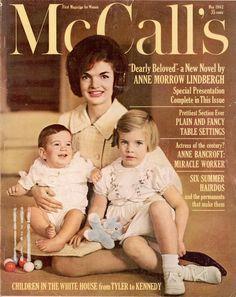 McCalls magazine May 1962