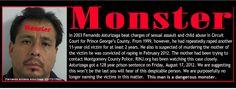 Rapist Fernando Asturizaga (06/13/1966) sentenced on Aug 17, 2012. There's More. We Watch.