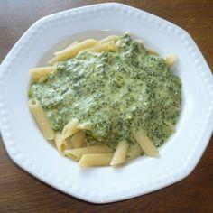 Spinat-Käse-Soße