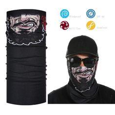Magic Headwear Mushroom Forest Outdoor Scarf Headbands Bandana Mask Neck Gaiter Head Wrap Mask Sweatband
