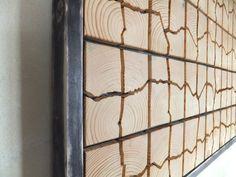 Unique Wooden Wall Art  53 x 32 x 1.5  Home di UniqueWoodArtwork, $520.00