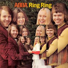 ABBA Ring Ring on LP Originally released in 1973 on Polar Records, Ring Ring is the debut album from the Swedish pop group ABBA. The album wasn't released worldwide initially but it was a big hit in t
