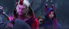 League of Legends: Xayah and Rakan Cinematic Trailer