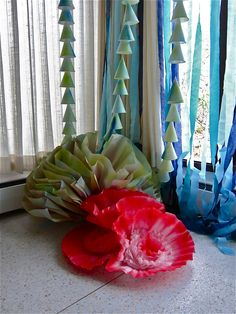 mermaid party decoration - Matthew Parker Events