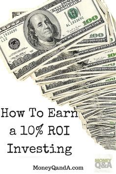 What are the best ways to earn at least a 10% rate of return on your investment? There are a lot of ways to earn a great rate of return on…  http://www.manhattanstreetcapital.com/
