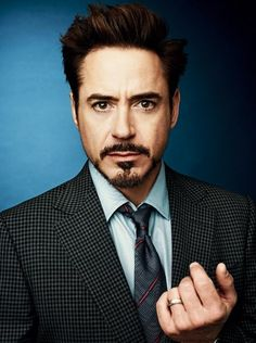 Robert Downey Jr, why are you so perfect?