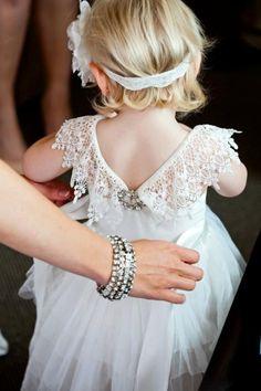 "Tulle Flowergirl Dress Tea Princess ""Gigi"" dress www.teaprincess.com.au by leann"