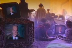 Midge Ure looks back at composing music for MAX HEADROOM: 20 MINUTES INTO THE FUTURE