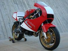 Ducati 750F1