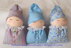 Doll Sewing Patterns, Sewing Toys, Baby Sewing, Quilt Baby, Handgemachtes Baby, Felt Gifts, Small Sewing Projects, Soft Dolls, Sock Animals