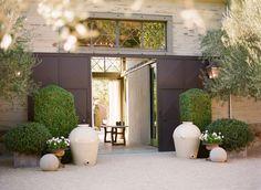 doors for pool house- carport doors