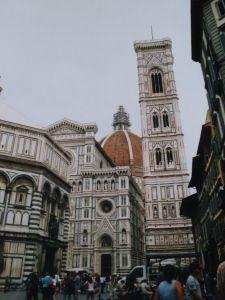 Duomo, Florence Italie