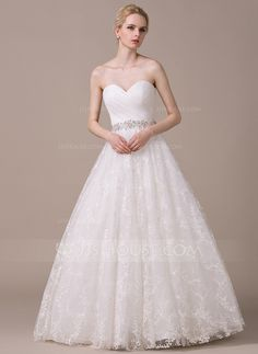 http://www.jjshouse.co.uk/Ball-Gown-Sweetheart-Floor-Length-Organza-Lace-Wedding-Dress-With-Ruffle-Beading-Sequins-002058785-g58785