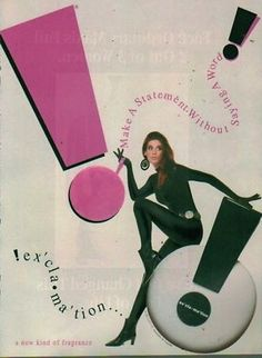Exclamation | 18 Beauty Products Ads From The '90s That Will Make You Feel Nostalgic