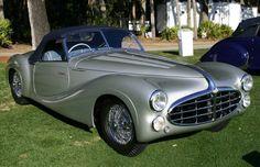 1951 DELAHAYE 235 Roadster - by Carrosserie Jacques Saoutchik of Paris.