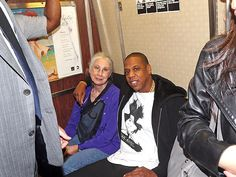 Jay-Z takes the Subway to his Brooklyn Show