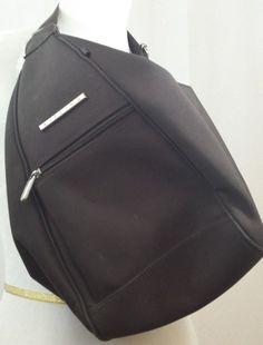 ca2e29f959 Kipling Crossbody Slingback Messenger Bag Brown Nylon Waterproof Unisex   Kipling  SlingbackMessengerShoulderBag Free Counter
