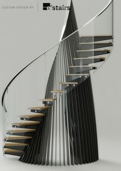 Radial layer stairs - EeDesign