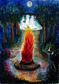 With Beltane on the horizon, I have been thinking about my local group's upcoming ritual. I have the honor of co-leading this ritual, and have been researching some of the various traditions. Solstice And Equinox, Summer Solstice, Summer Equinox, Wiccan, Magick, Wild Bees, Sabbats, Beltane, Book Of Shadows
