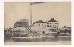 1907 PHOTO POSTCARD NEW WATER WORKS CINCINNATI OH PUB REUNIES A114   eBay