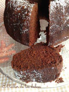 EL TALLER DE LOS DULCES: ♥ Bund Cake de calabacín y Chocolate