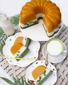 Agar, Pudding Recipes, Vitamin C, Jelly, Deserts, Food And Drink, Cooking Recipes, Pumpkin, Breakfast