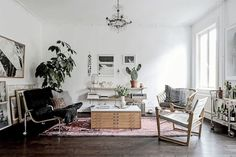 Gothenburg apartment - Livingroom