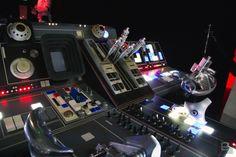 Star Wars Ships, Star Wars Art, Lego Star Wars, Star Trek, Darth Vader Action Figure, Jango Fett, Millenium Falcon, Star Wars Merchandise, Star Wars Models