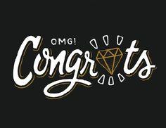 Congrats! - Wink & Wonder