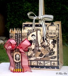 Teacher Gift Set * Graphic 45 * - Scrapbook.com