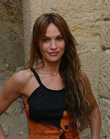 Pictures of Jolene Blalock, Picture Jolene King Blalock (born March is an American film and television actress and model, perhaps best known for playing the Vulcan T'Pol on the UPN science fiction series Star Trek: Enterprise. Star Trek Enterprise, Star Trek Voyager, Star Trek Starships, Star Trek Cosplay, Star Trek Tv Series, Star Trek Original Series, The Americans Tv Show, Divas, Jolene Blalock